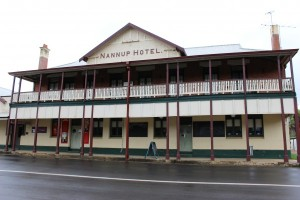 The Nannup Hotel